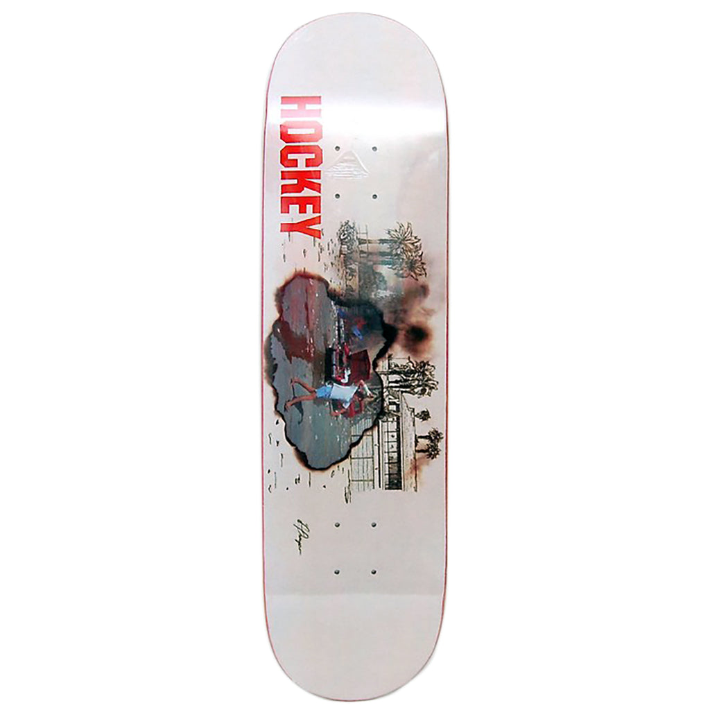 Hockey Skateboards Surf Riot Deck