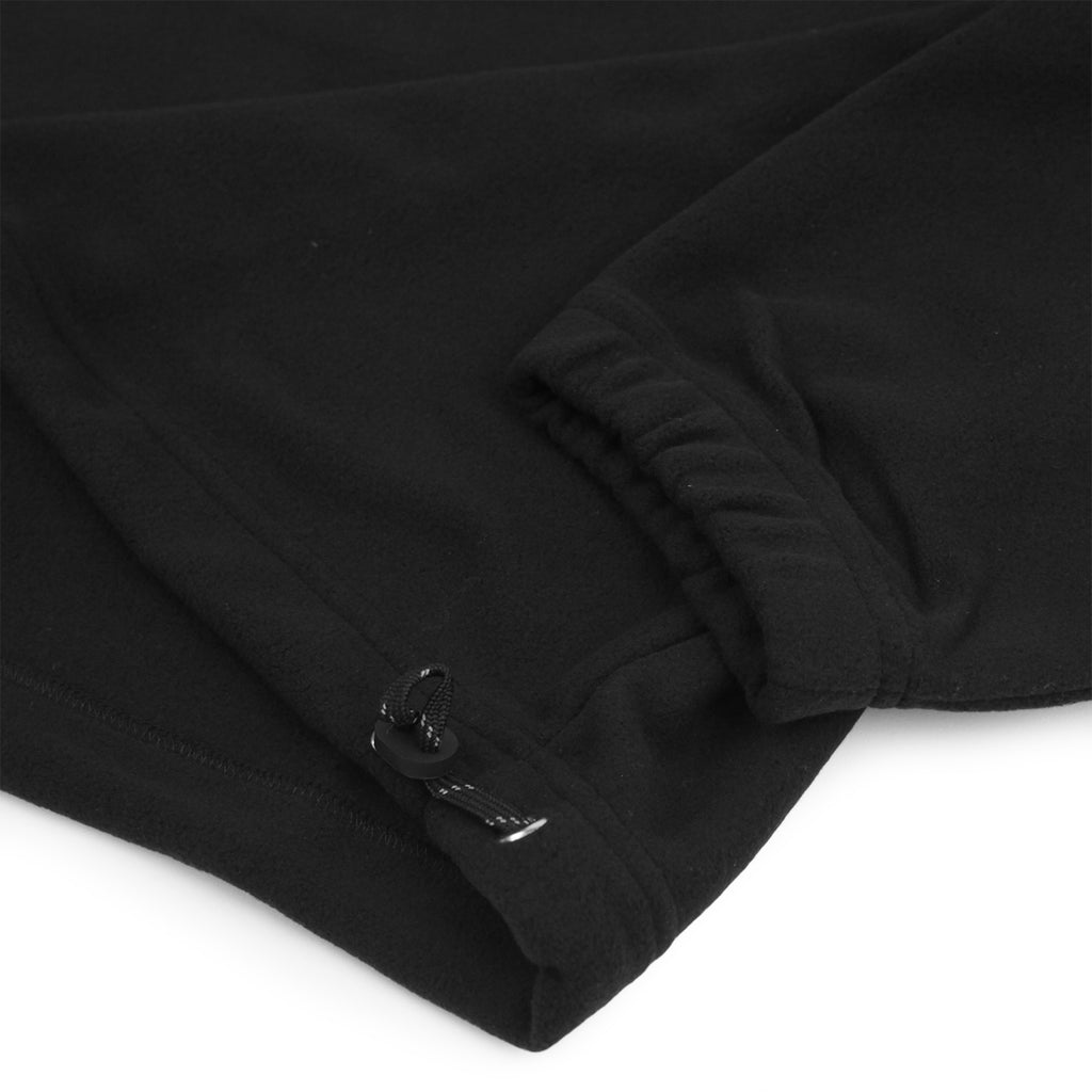 Polar Skate Co Light Fleece Pullover in Black - Detail 2