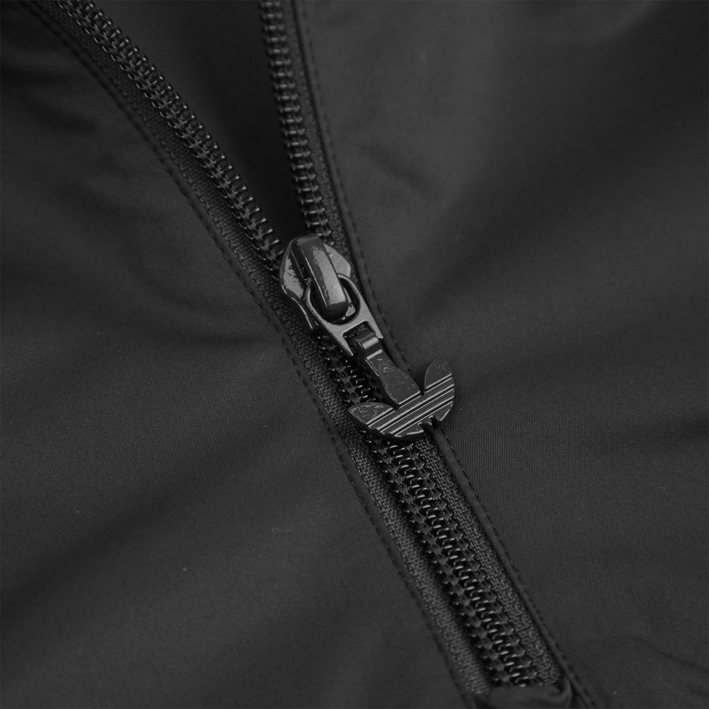 Adidas x Numbers Edition Track Top in Black / Grey Five / Carbon - Zip Pull