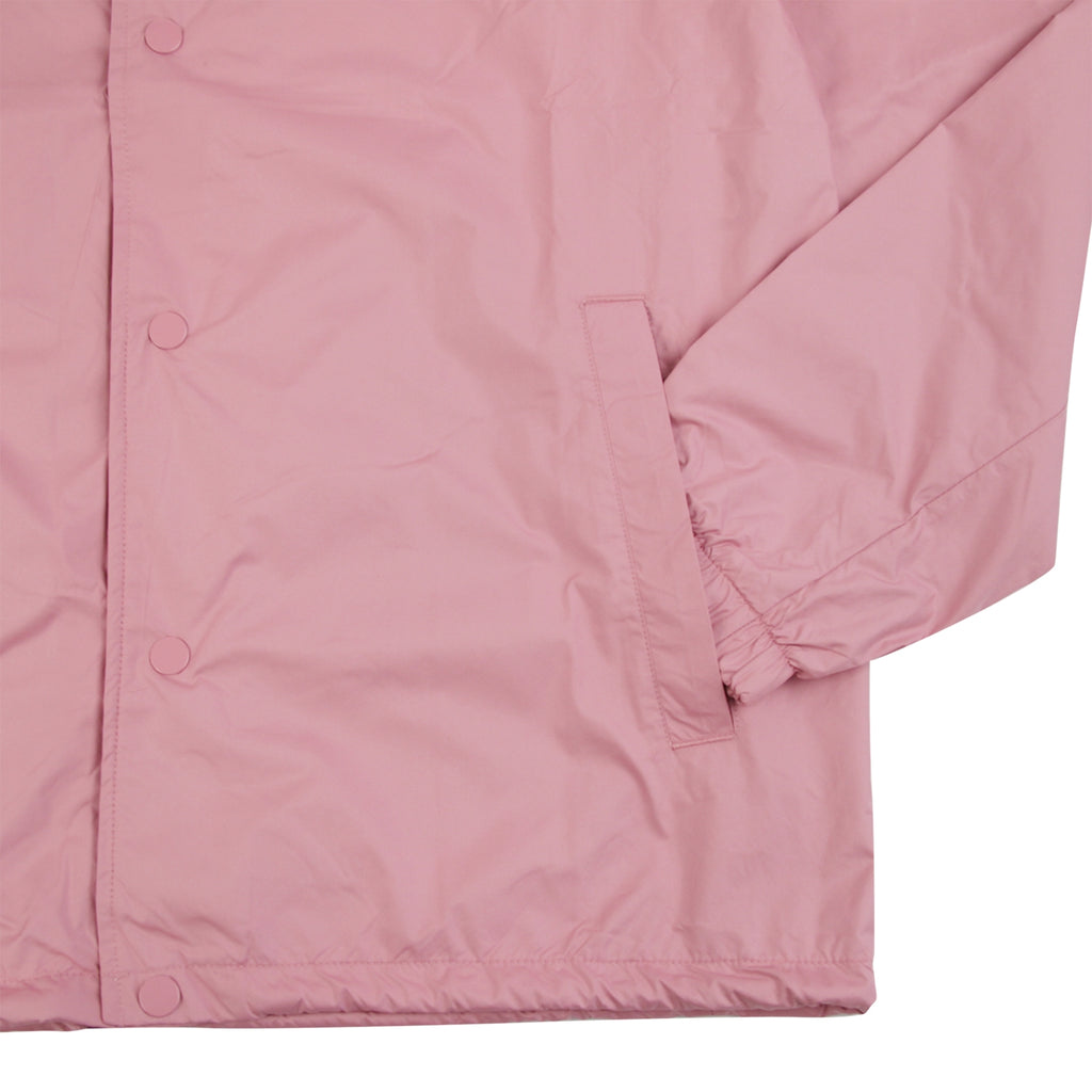 Nike SB Shield Coach Jacket in Elemental Pink / White - Sleeve
