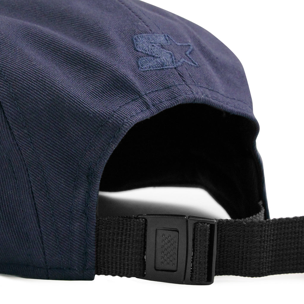 Carhartt Shore Starter Cap in Blue / Black - Strap