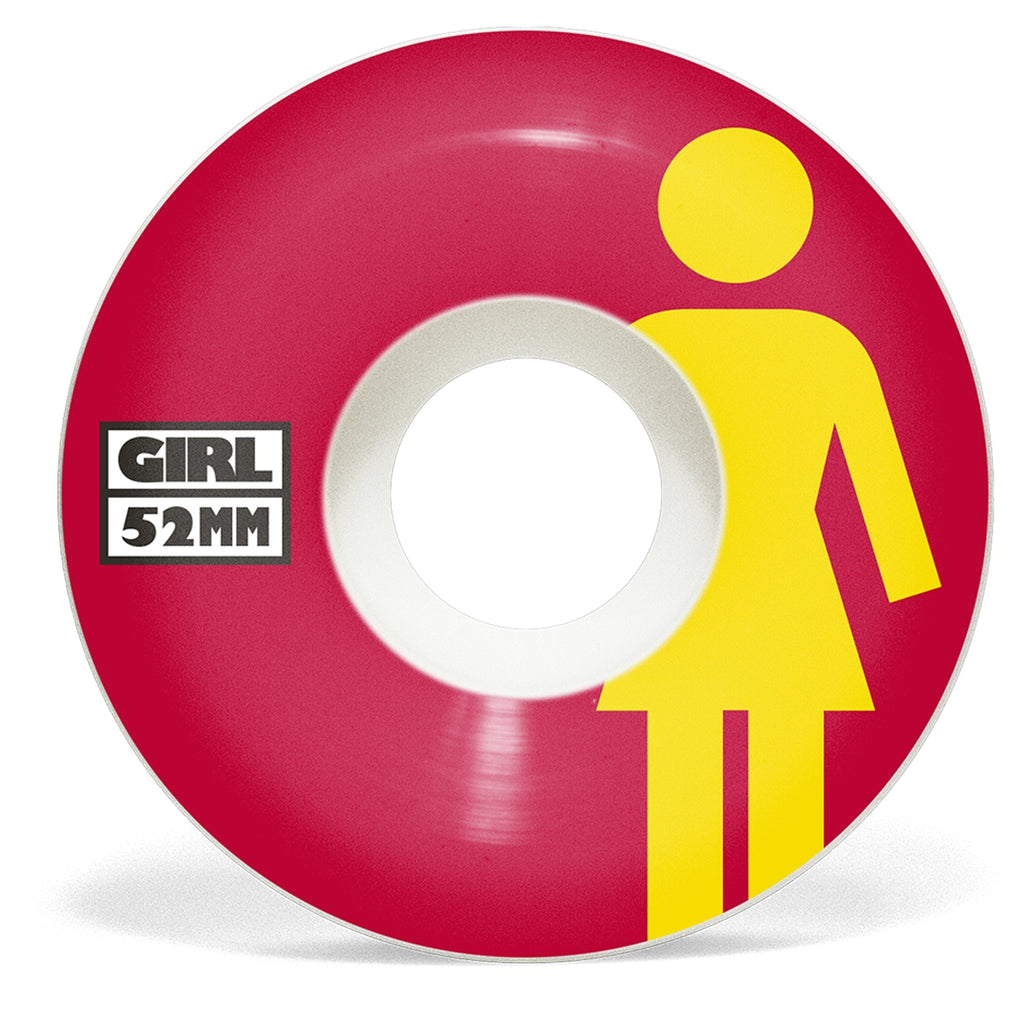 Girl Skateboards Jumbo OG Conical Wheels in 52mm