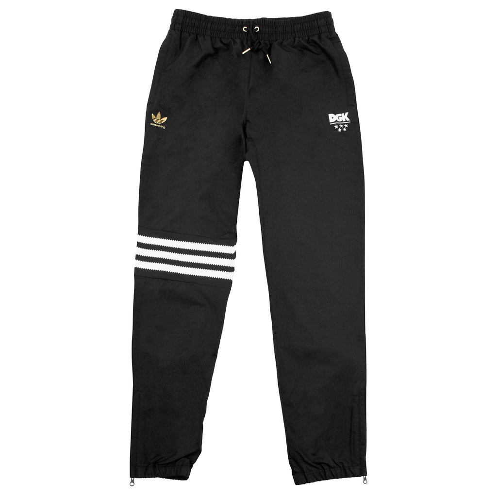 Adidas Skateboarding x DGK Basketball Pants in Black - Legs