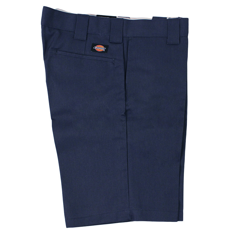 Dickies 273 Slim Fit Work Shorts in Navy