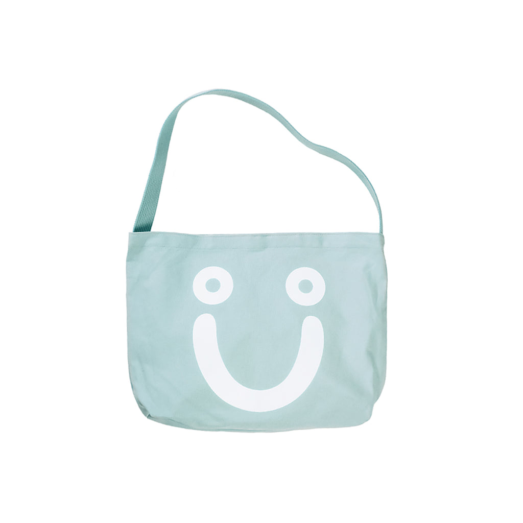 Polar Skate Co Happy Sad Tote in Mint