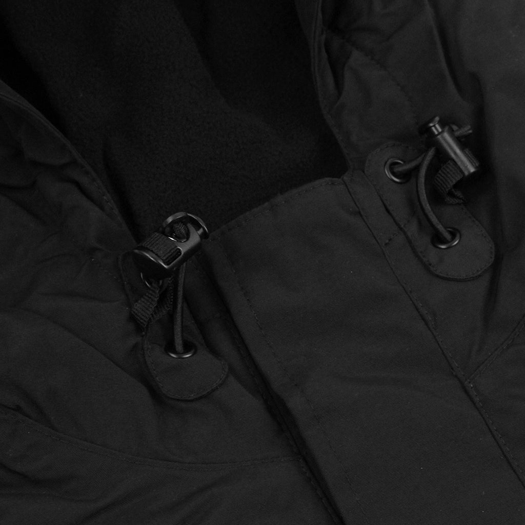 Carhartt Neil Jacket in Black - Collar