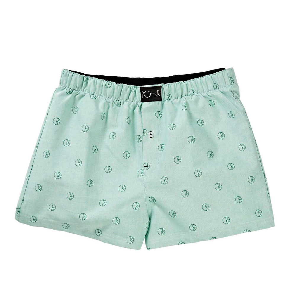 Polar Skate Co 3 Pack Boxer Shorts in Blue / Peach / Mint - Mint