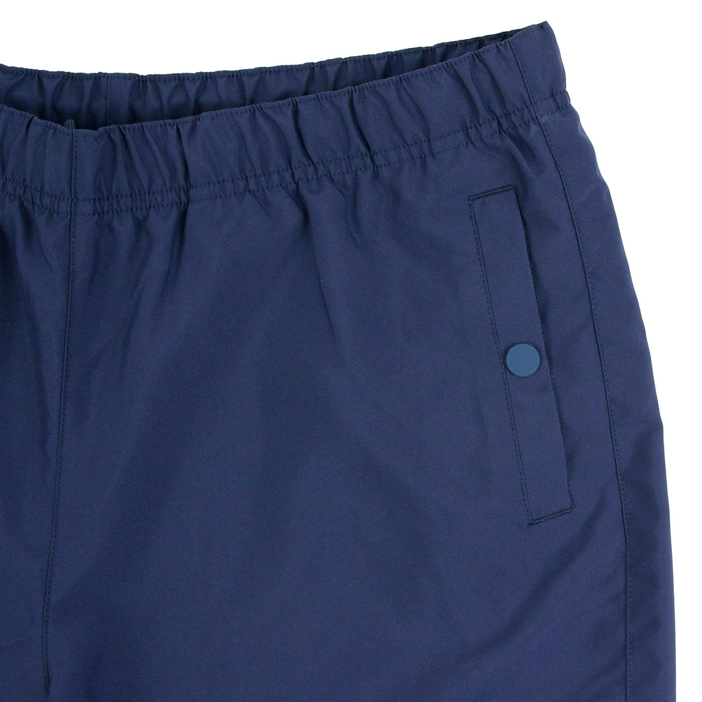 Carhartt Dean Swim Trunk in Blue - Detail