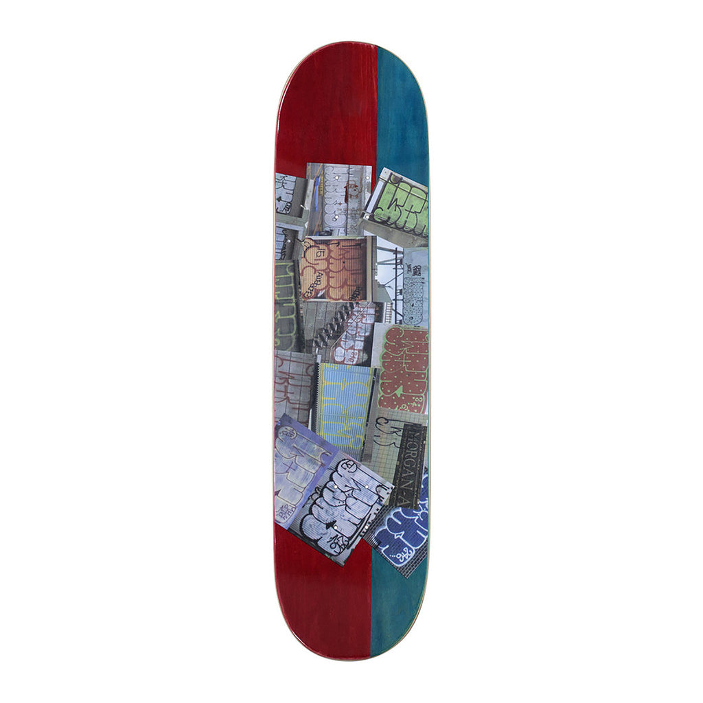"Fucking Awesome Wanto Deck in 8.25"" - Back"
