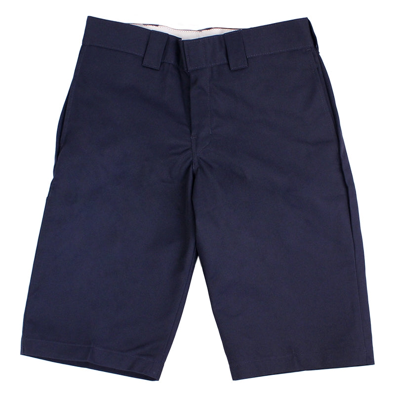 DICKIES SLIM 13 INCH WORK SHORT DARK NAVY