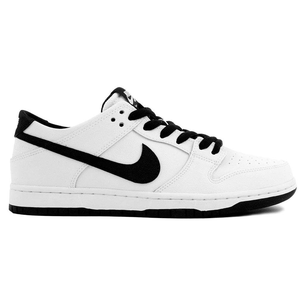 Nike SB Dunk Low Pro Ishod Wair Shoes in White / Black - White