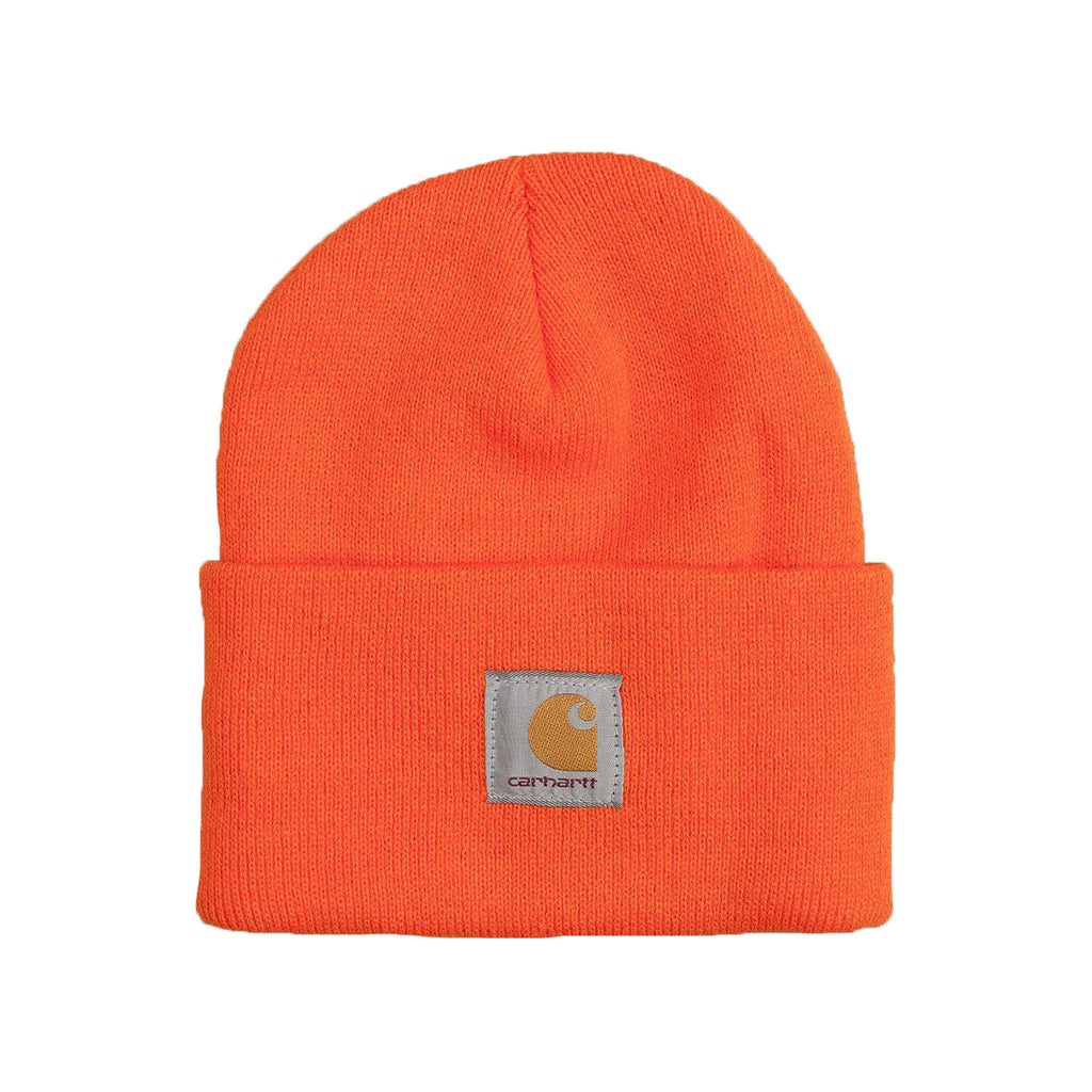 Carhartt Watch Hat in Athletic Orange