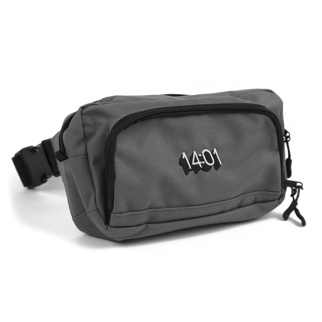 14:01 Skateboard Co Badman Bag in Graphite