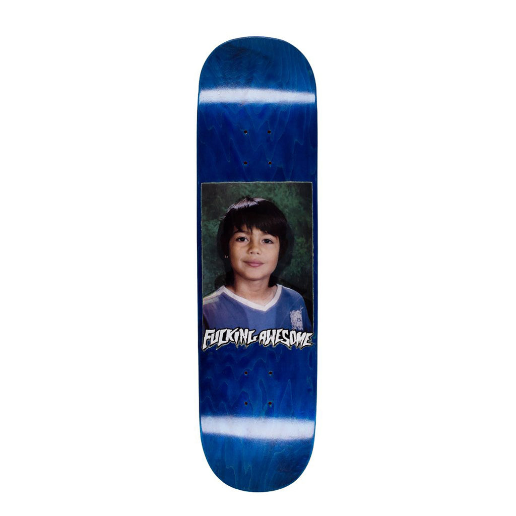 "Fucking Awesome Sean / Sage Hologram Skateboard Deck in 8.25"" - Sean"