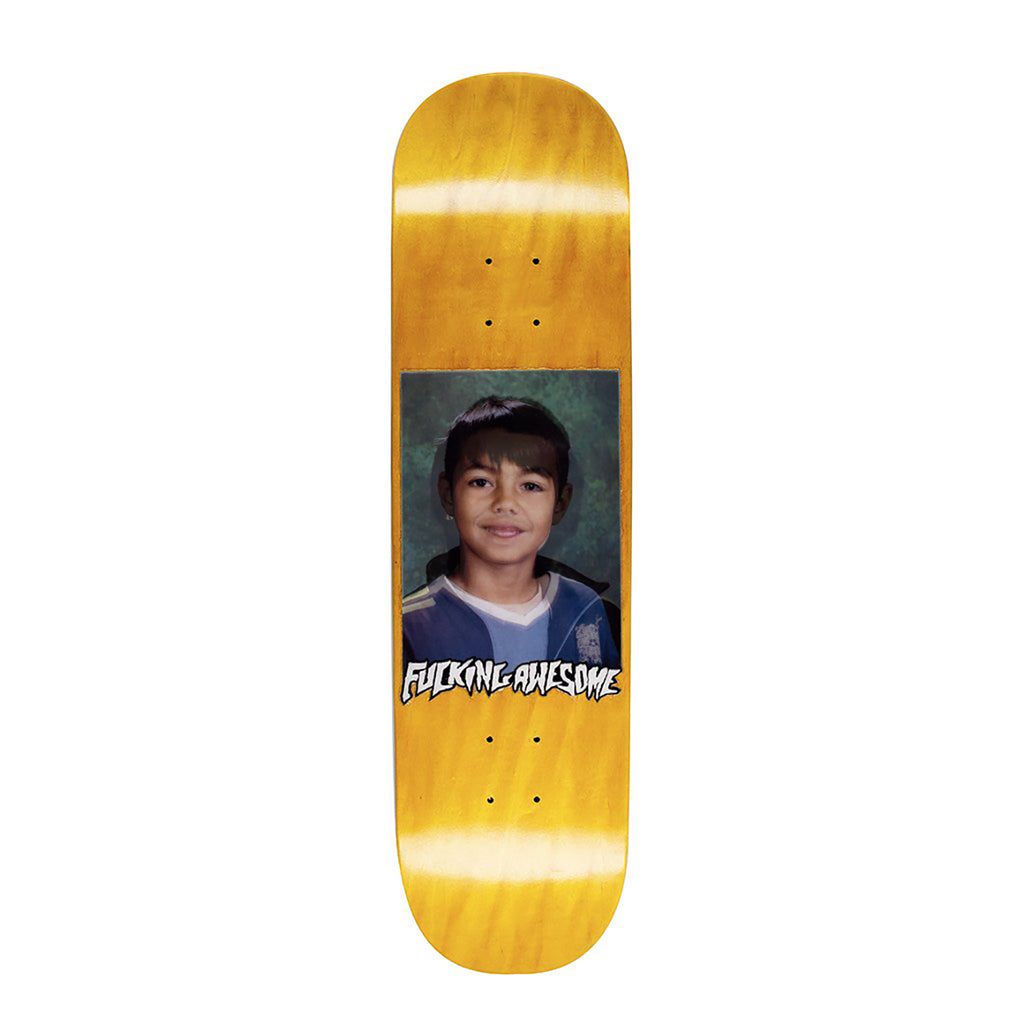 Fucking Awesome Sean / Sage Hologram Skateboard Deck in 8.25""