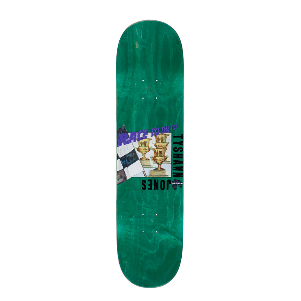 "Fucking Awesome TJ Racer Skateboard Deck in 8.5"" - Top"