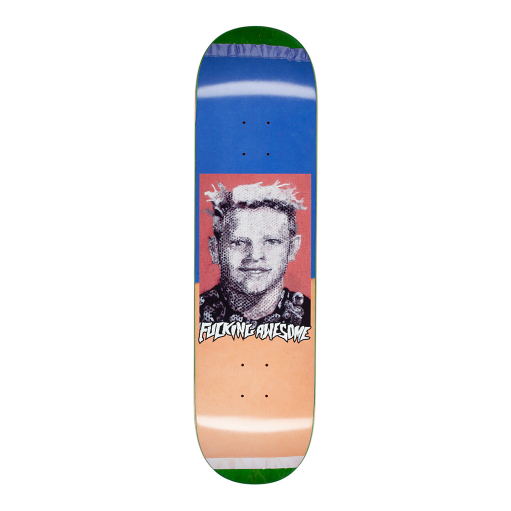 Fucking Awesome Ave Felt Class Photo Skateboard Deck in 8.25""