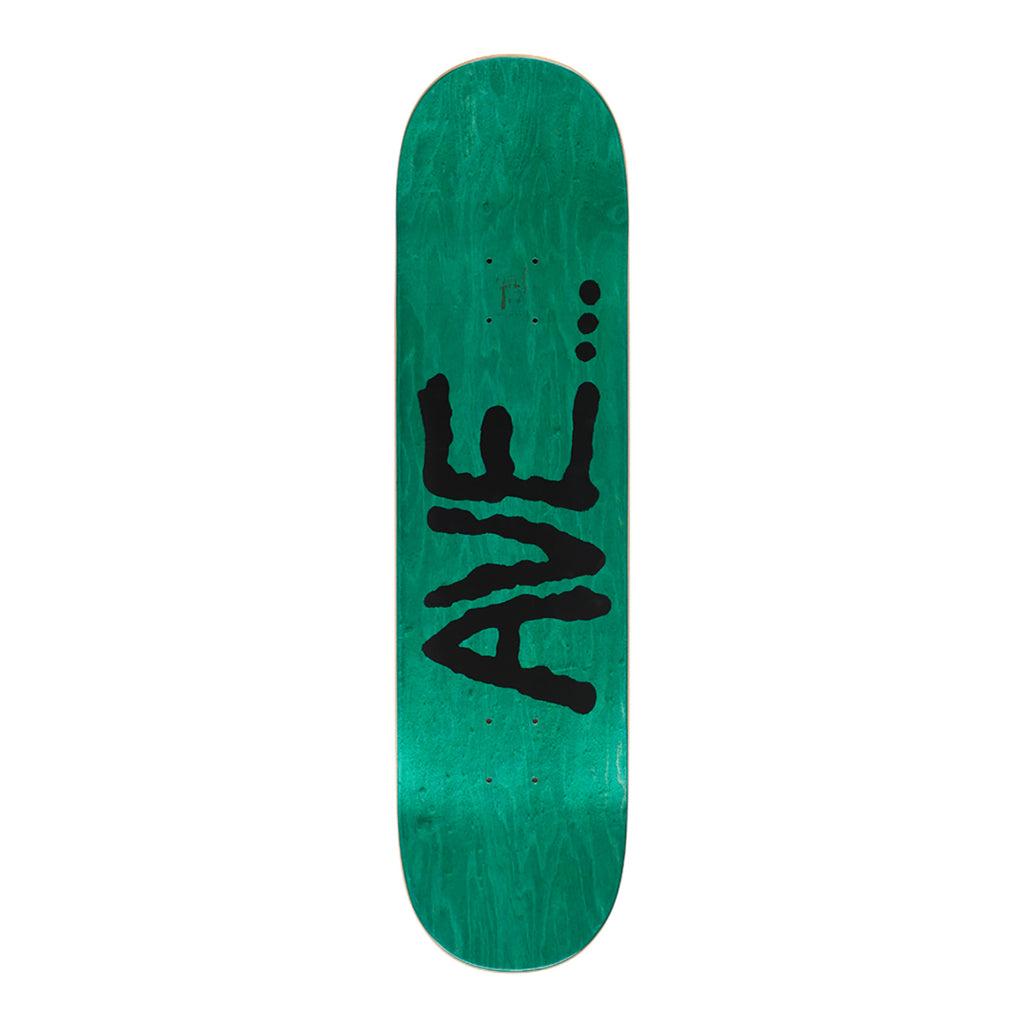 "Fucking Awesome Ave Felt Class Photo Skateboard Deck in 8.25"" - Top"