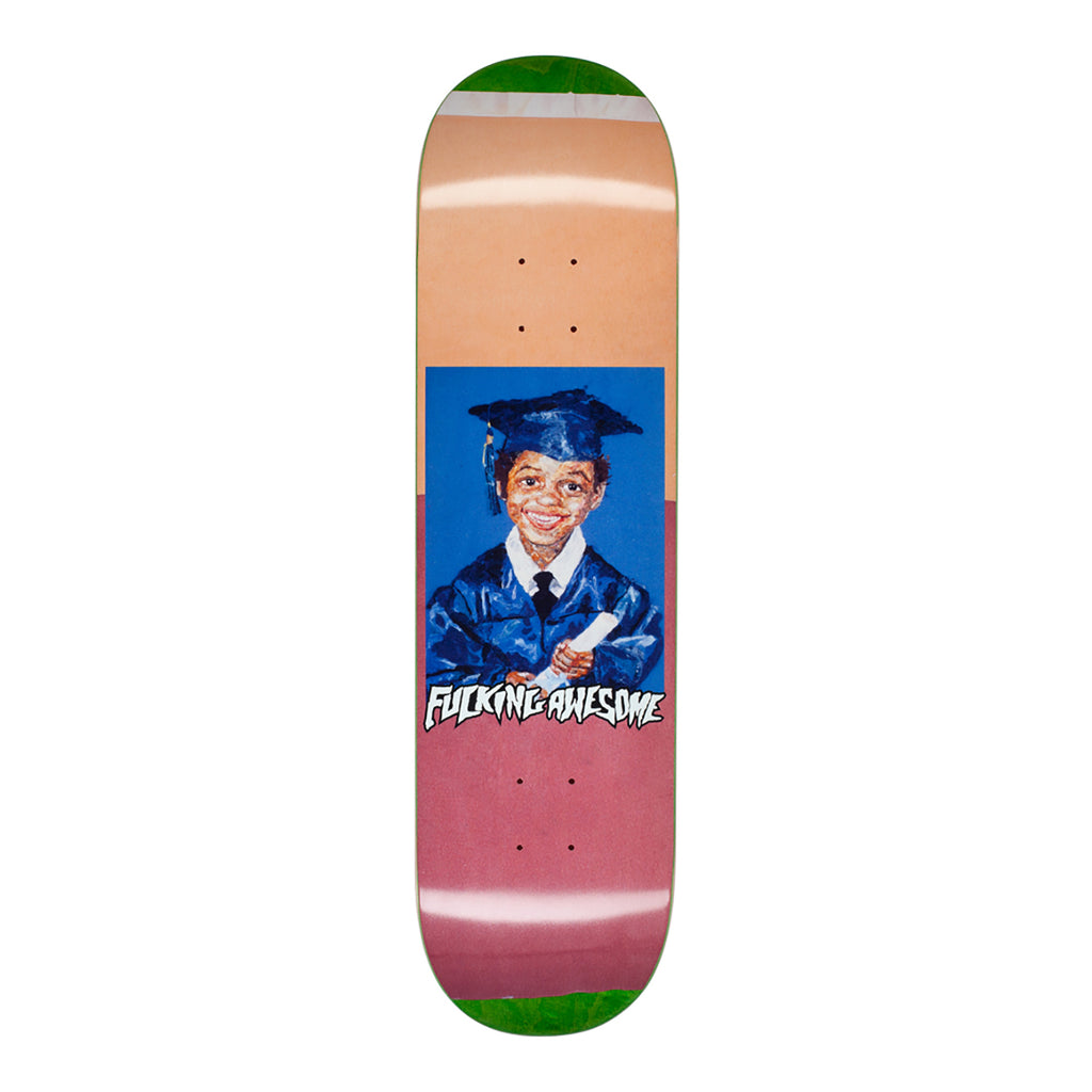 Fucking Awesome KB Felt Class Photo Skateboard Deck in 8""