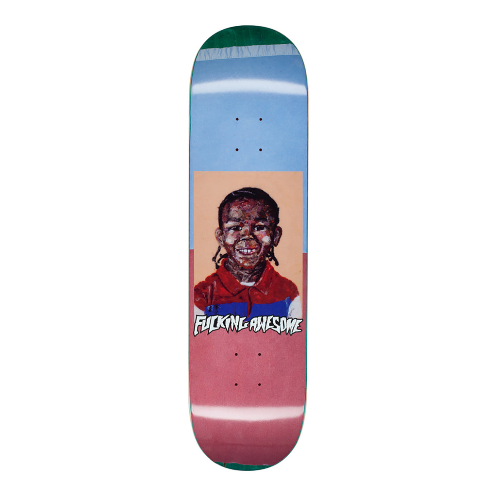 Fucking Awesome Nak Felt Class Photo Skateboard Deck in 8.38""