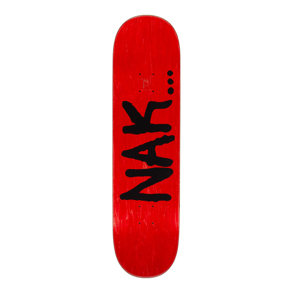 "Fucking Awesome Nak Felt Class Photo Skateboard Deck in 8.38"" - Top"