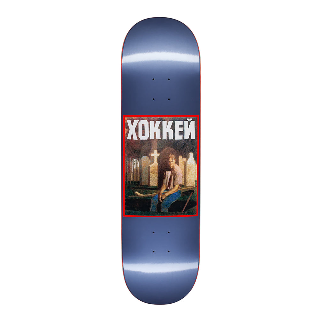 Hockey Skateboards Nik Stain Skateboard Deck in 8.5""