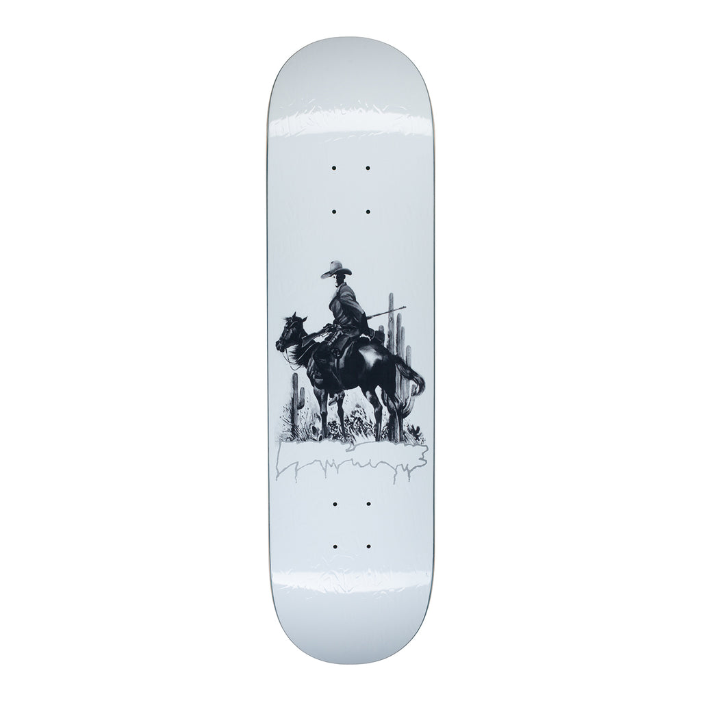 Fucking Awesome Na-kel Smith Cowboy Skateboard Deck in 8.25""
