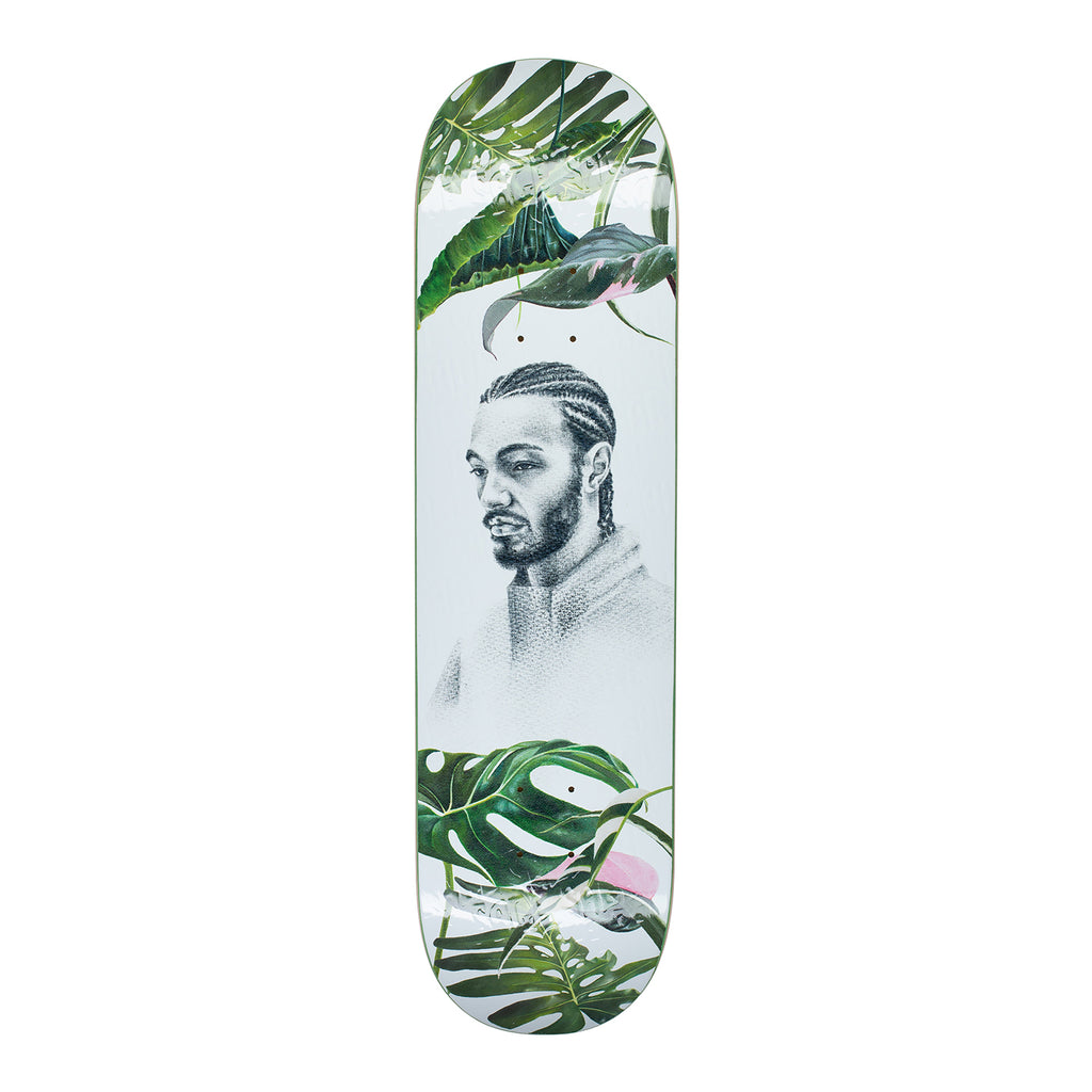 Fucking Awesome Sage Plants Skateboard Deck in 8.25""