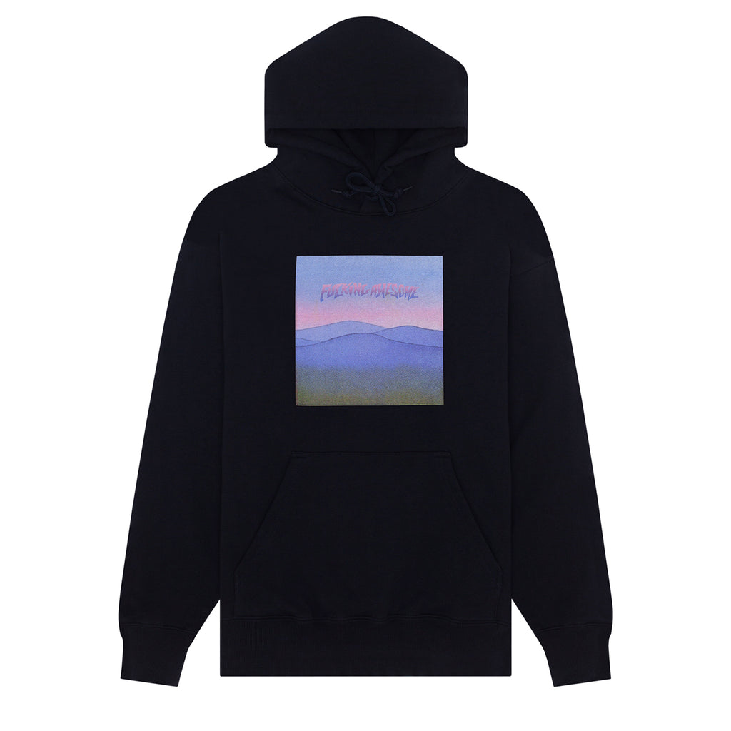 Fucking Awesome Album Hoodie in Black