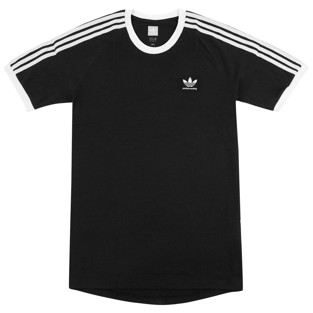 Adidas Skateboarding California 2.0 T Shirt in Black / White