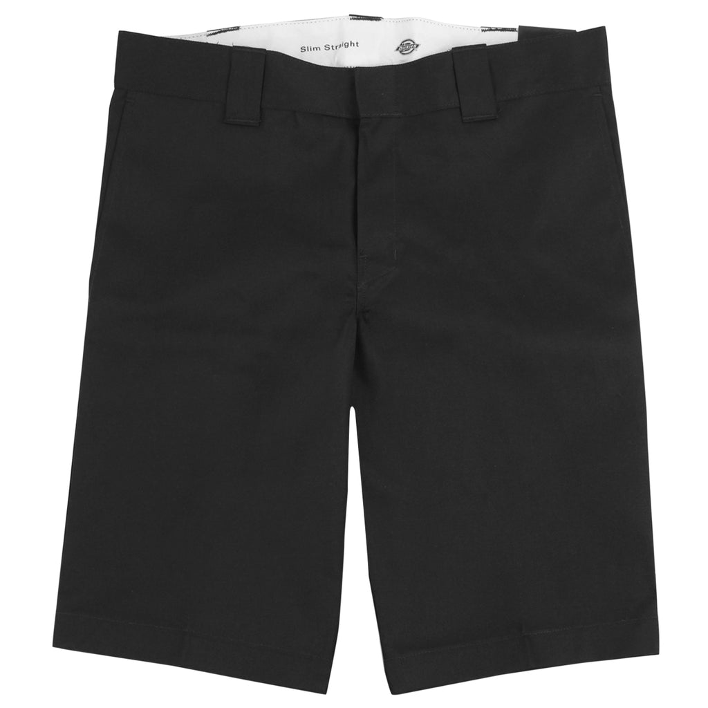 Dickies 273 Slim Fit Work Shorts in Black
