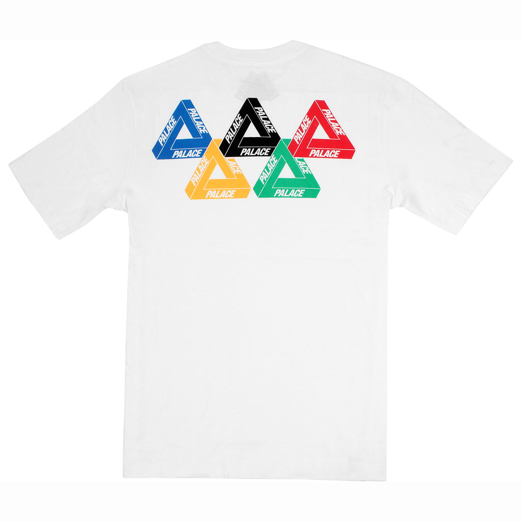 Palace Olympic T Shirt in White