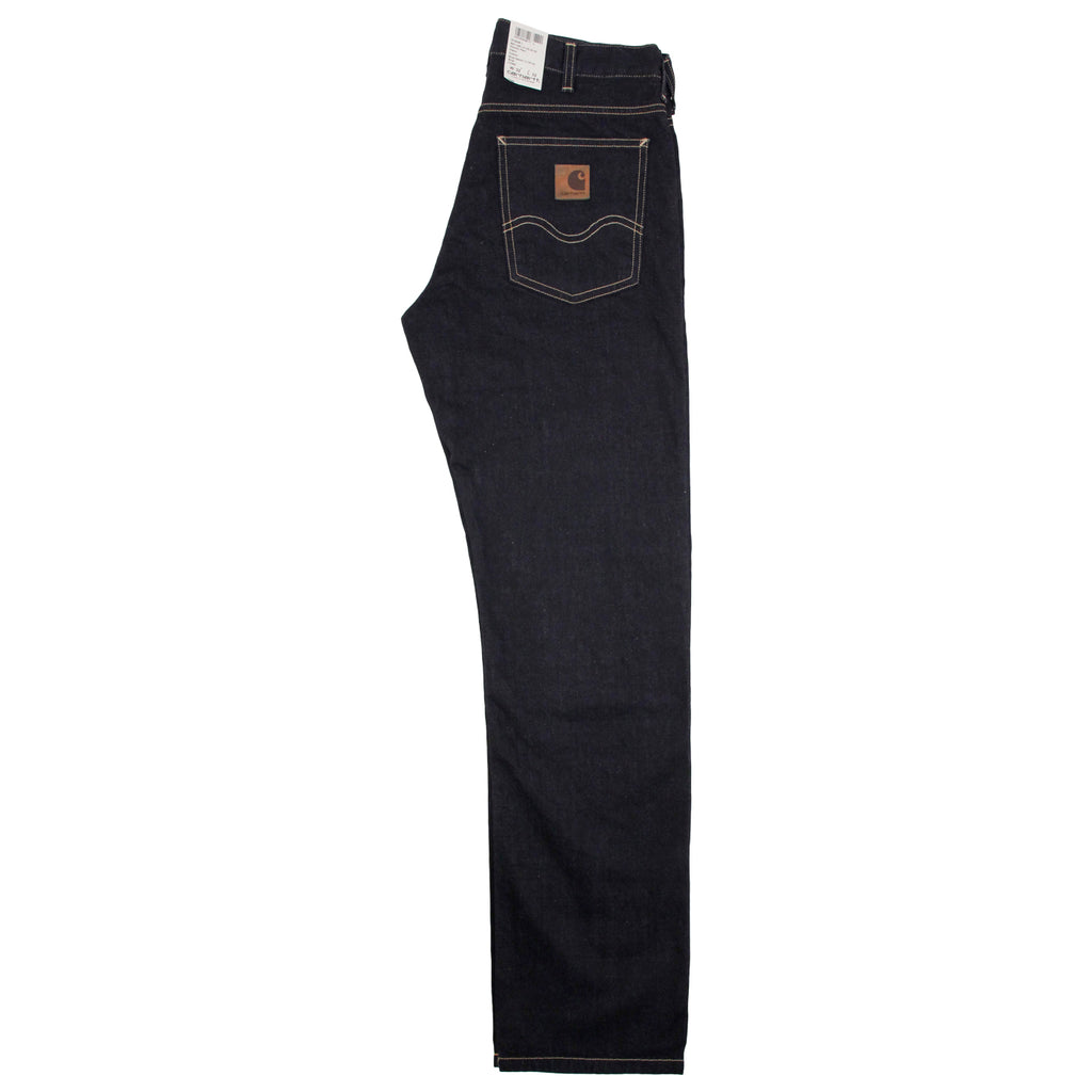 Carhartt Marlow Pant Jeans in Blue Rinsed - Open 2