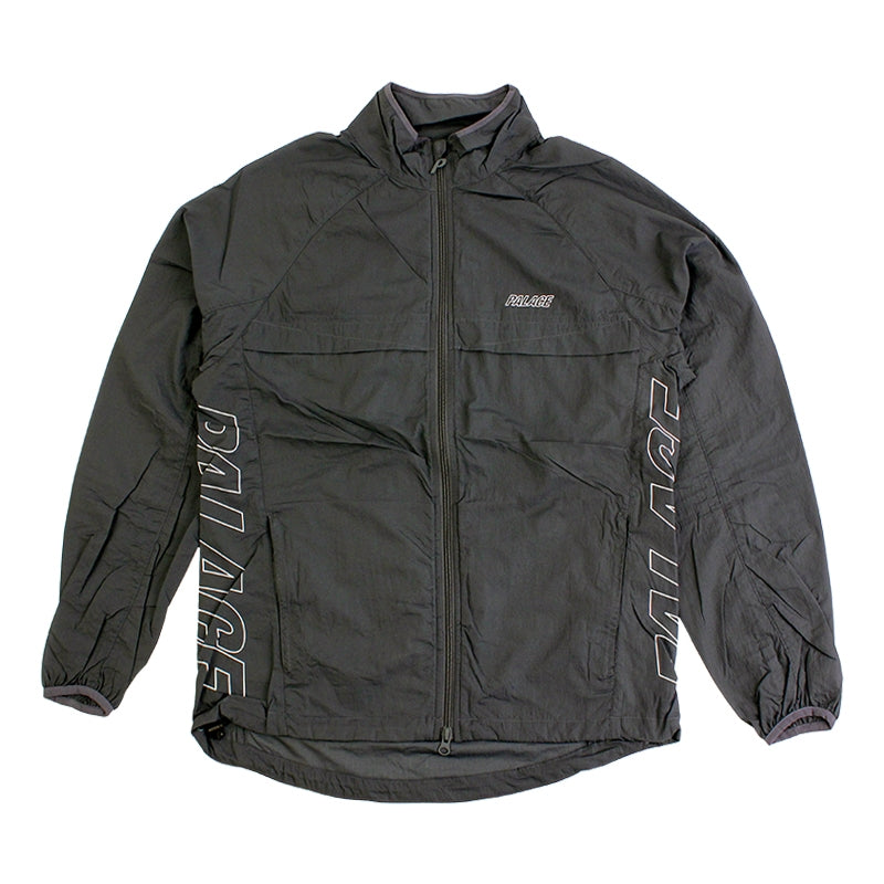 Palace Running Jacket in Dark Slate