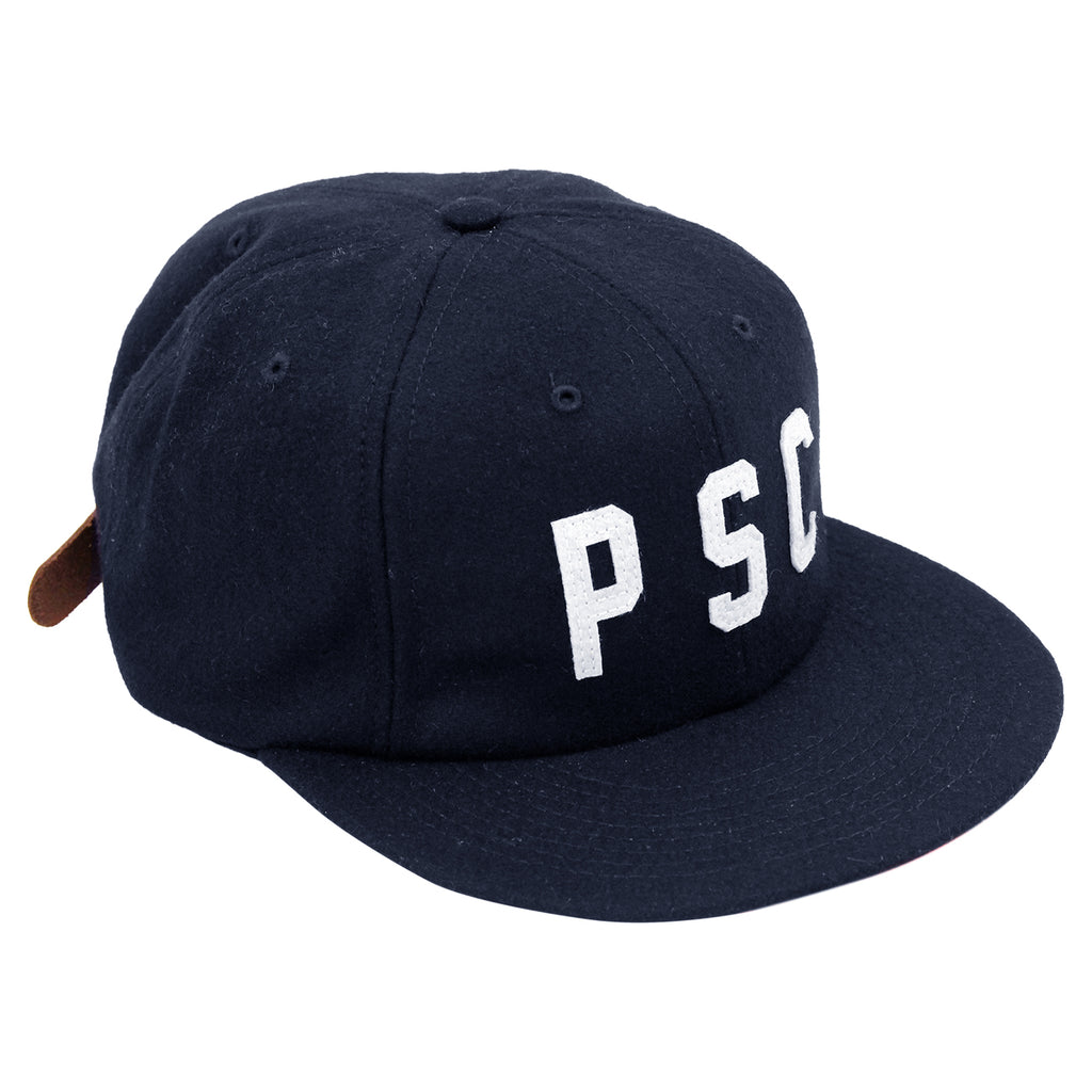 Polar Skate Co PSC Ground Crew Wool Cap in Navy