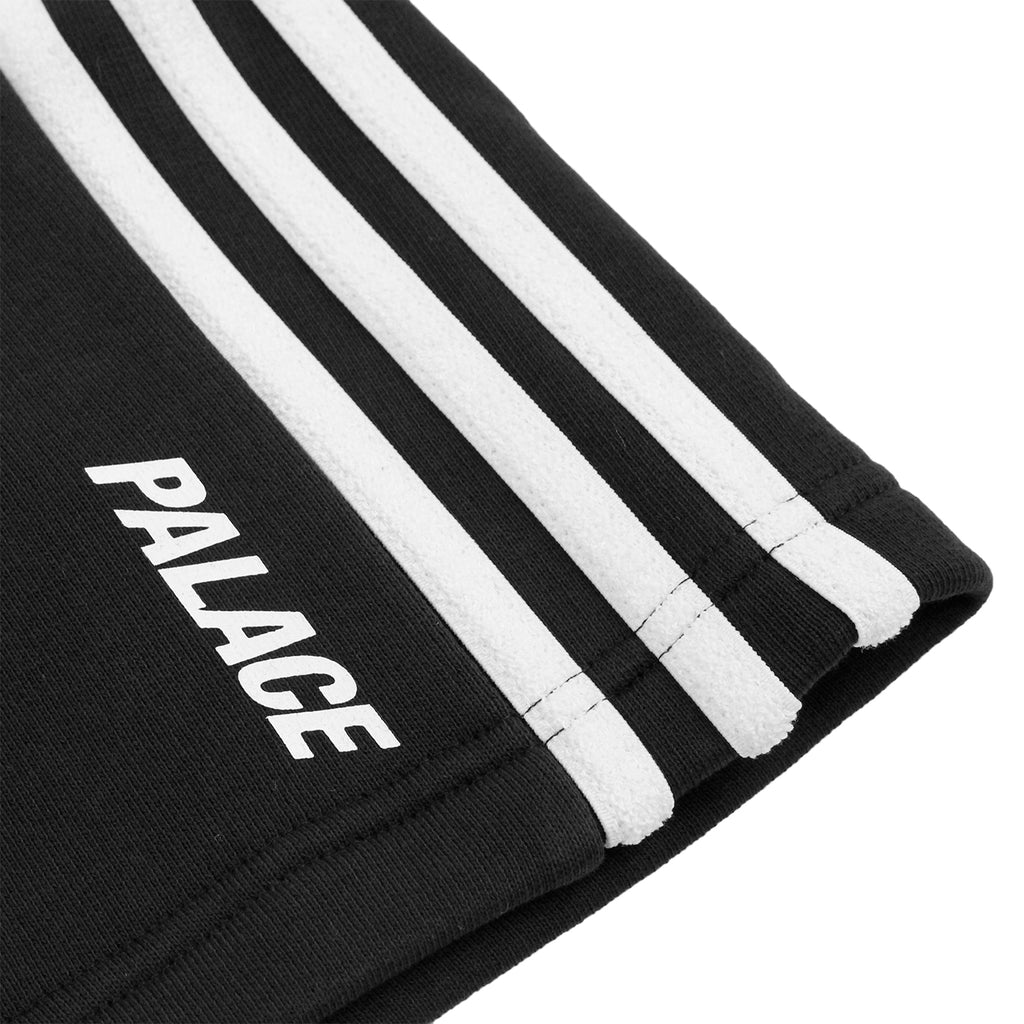 Palace x Adidas Short FT in Black / White - Print