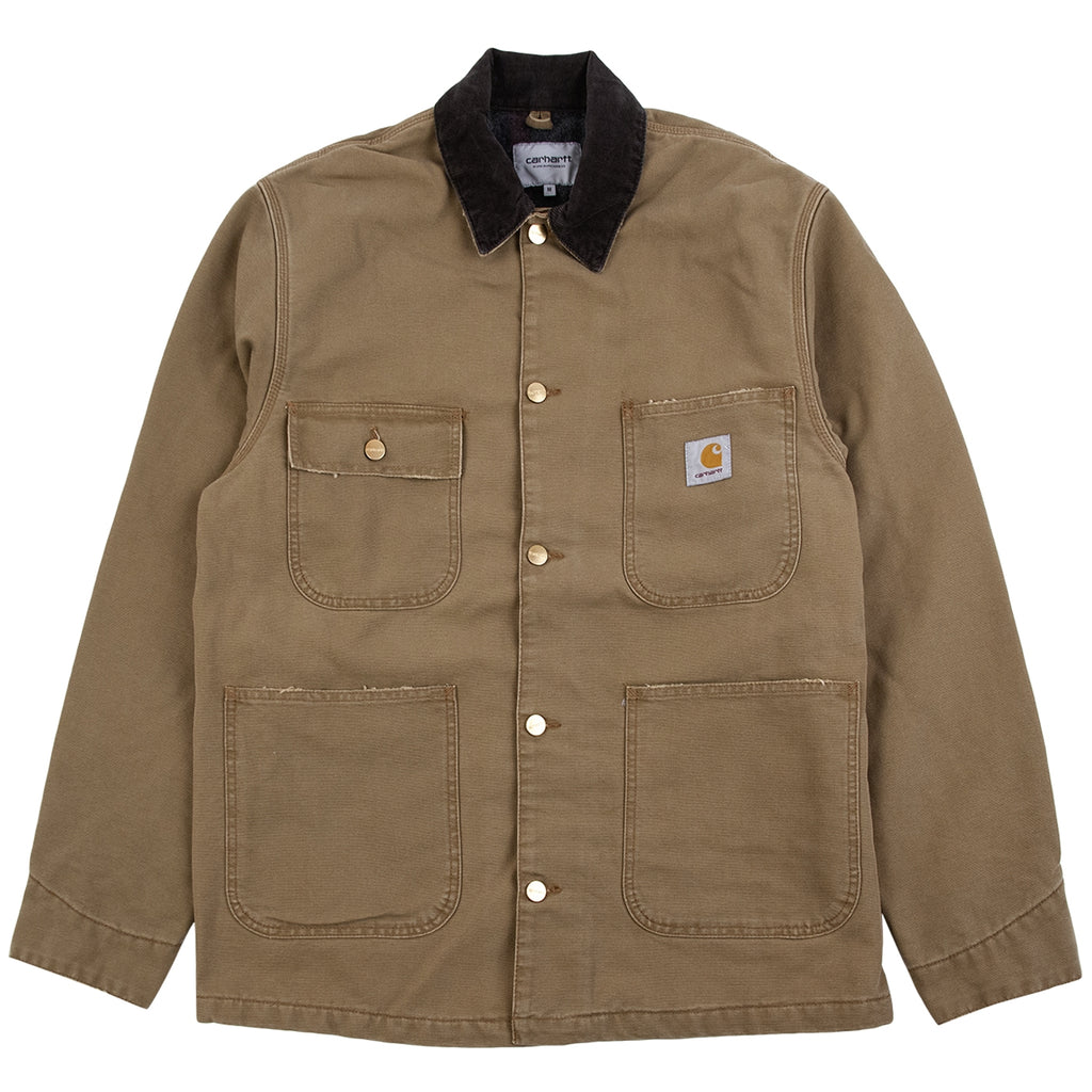 Carhartt OG Chore Coat in Hamilton Brown