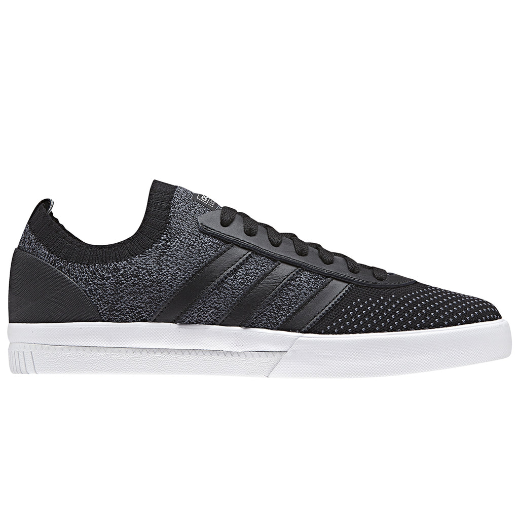 Adidas Lucas Premiere Primeknit Shoes in Core Black / Onix / Footwear White