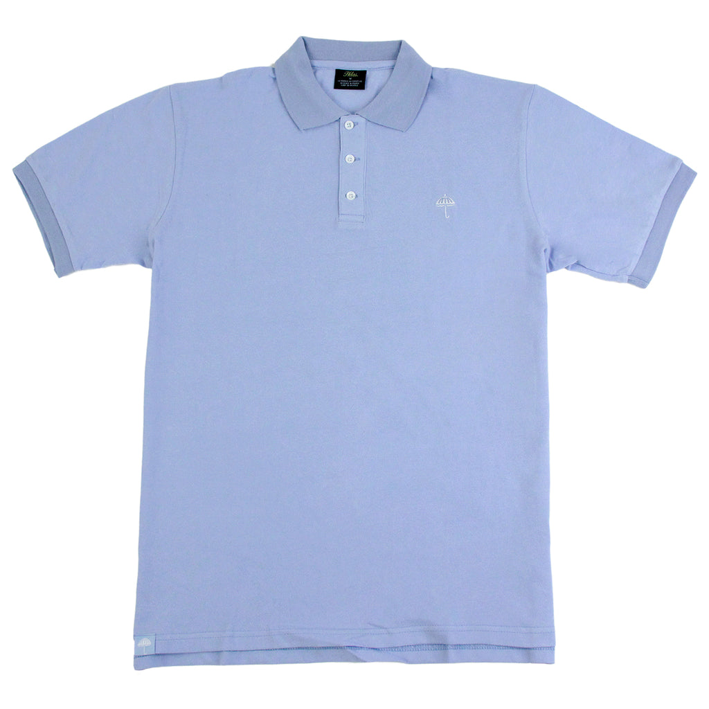 Helas Classic Polo Shirt in Pastel Blue