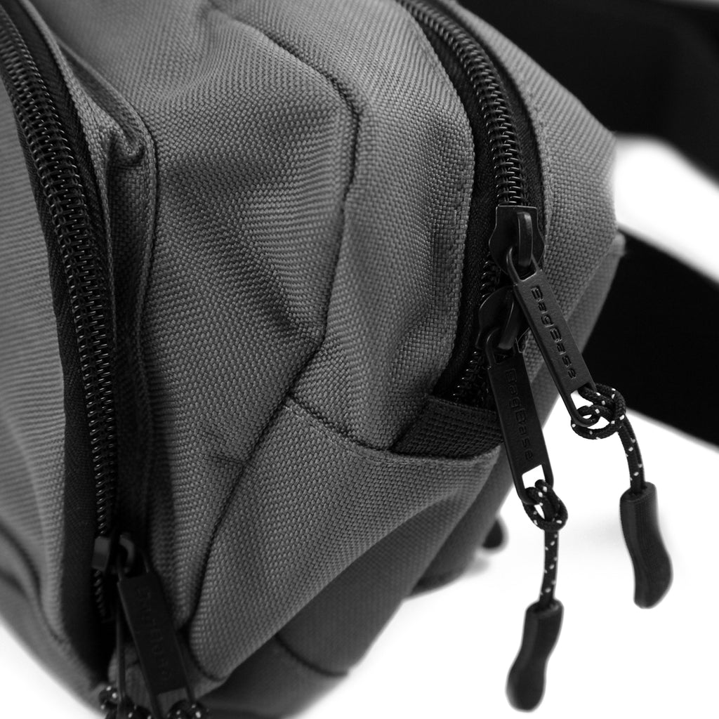 14:01 Skateboard Co Badman Bag in Graphite - Zip