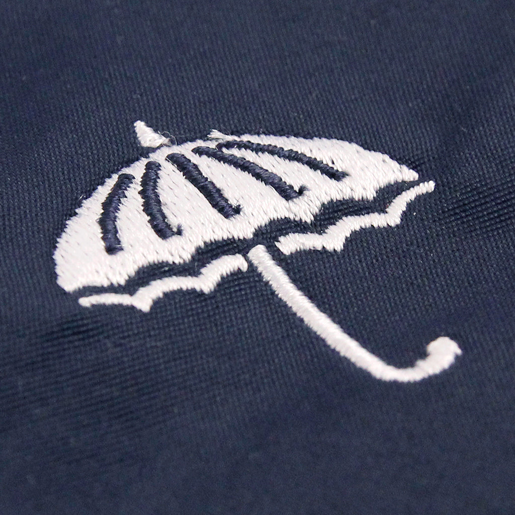 Helas Olympic Squad Tracksuit Jacket in Navy - Embroidery