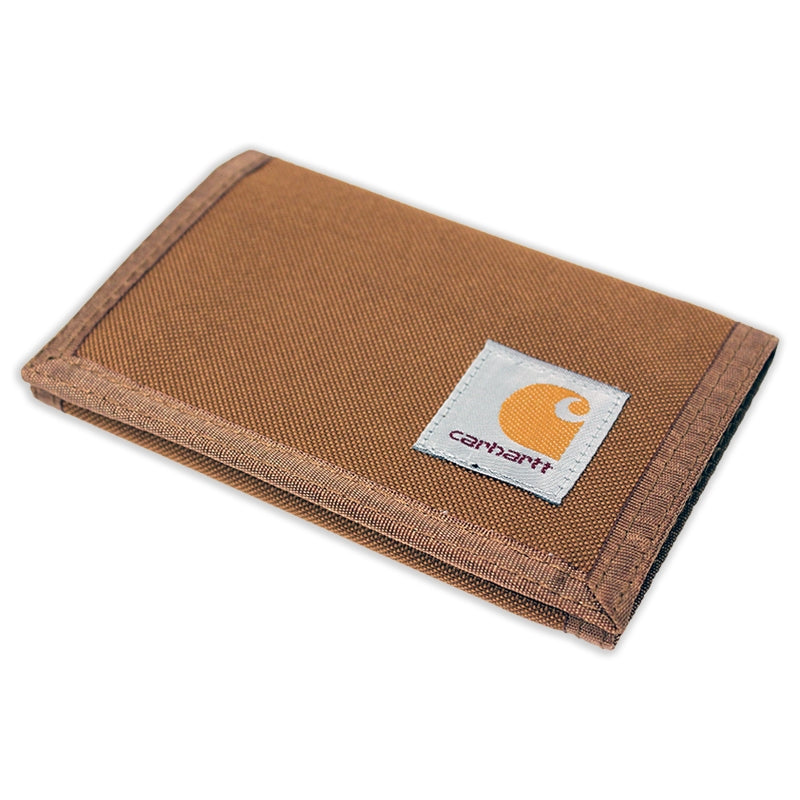 Carhartt Wallet in Hamilton Brown - Profile
