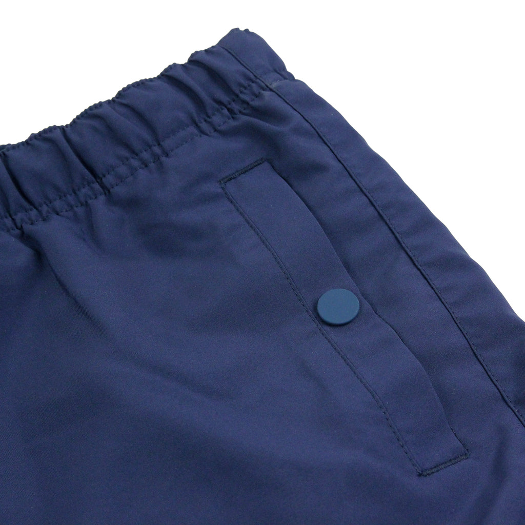 Carhartt Dean Swim Trunk in Blue - Pocket