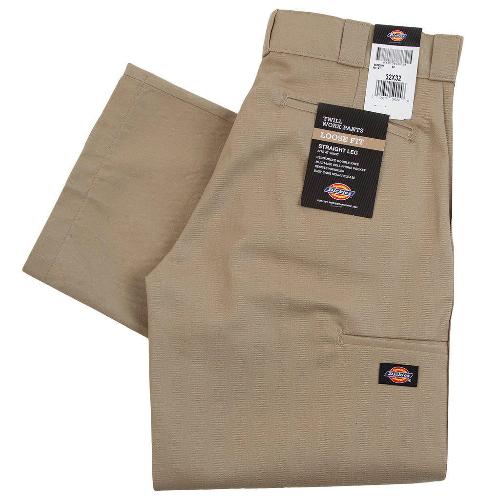 Dickies 283 Double Knee Work Pant in Khaki