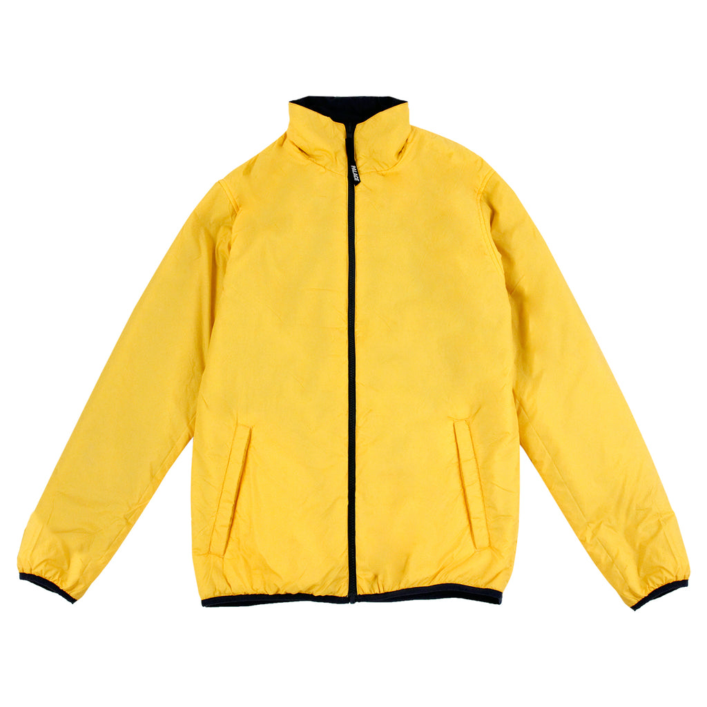 Palace Reversible Thinsulate Jacket in Mood Indigo / Zinnia Yellow - Reverse