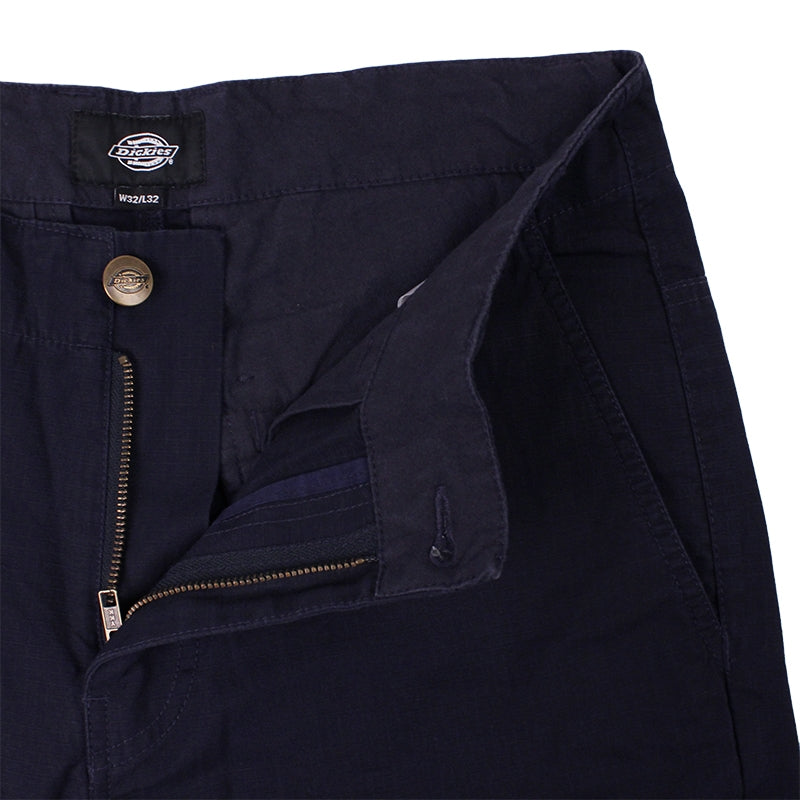 DICKIES NEW YORK PANT DARK NAVY - Zipper