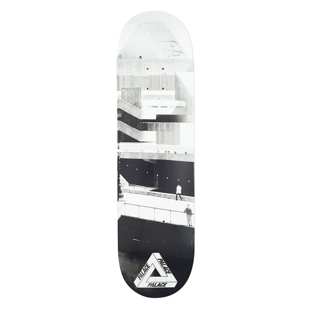 Palace LLSB South Bank Skateboard Deck in 8.25""