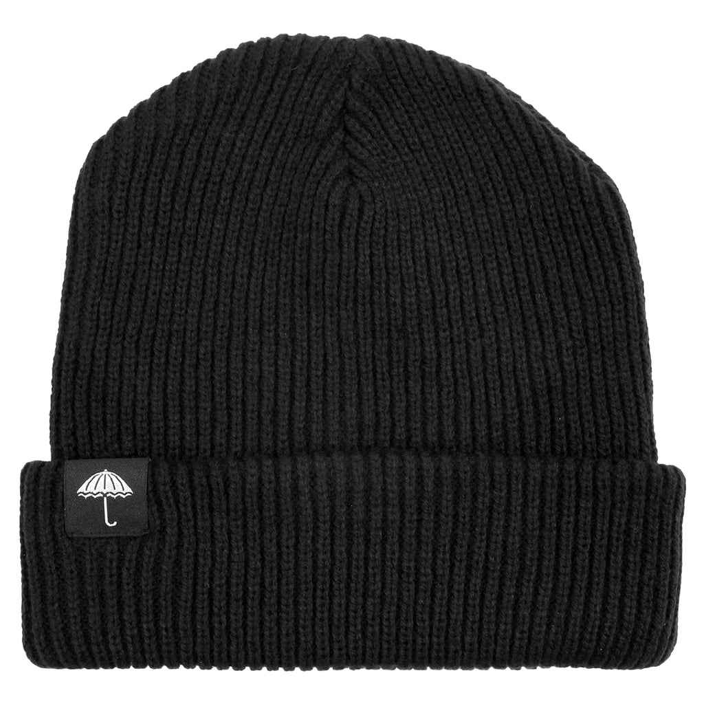 Helas Umbrella Beanie in Black