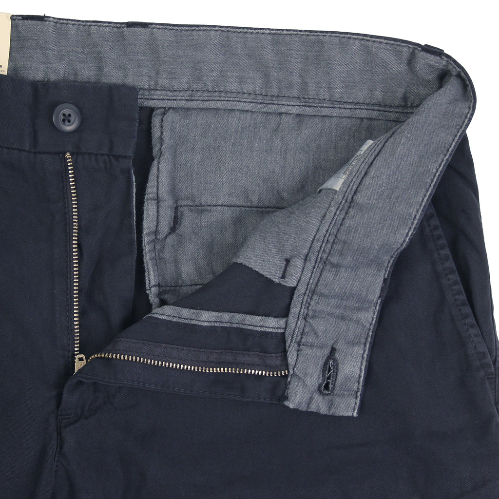 Carhartt Johnson Short in Duke Blue - Zipper