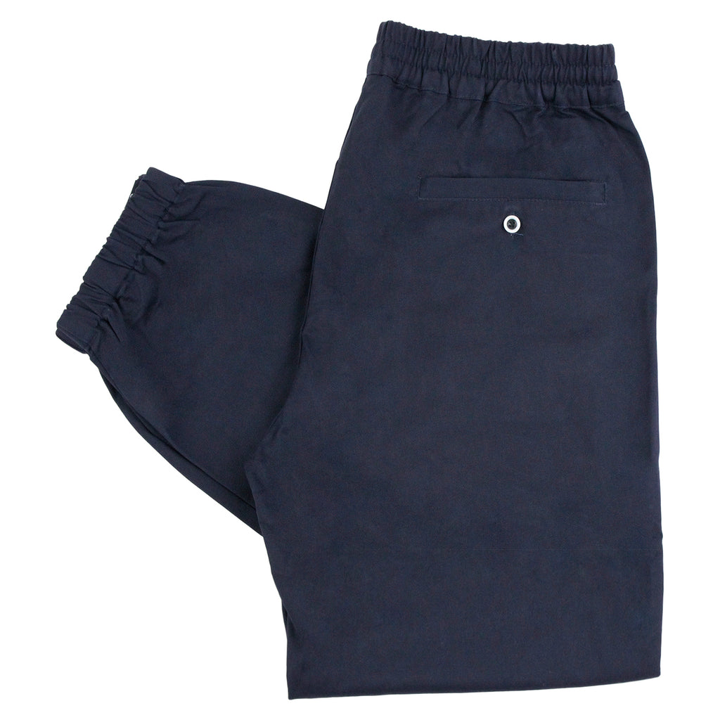Helas Classic Sport Chino Pant in Navy - Back